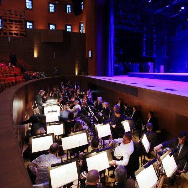 Ночь искусств в Геликон-опере