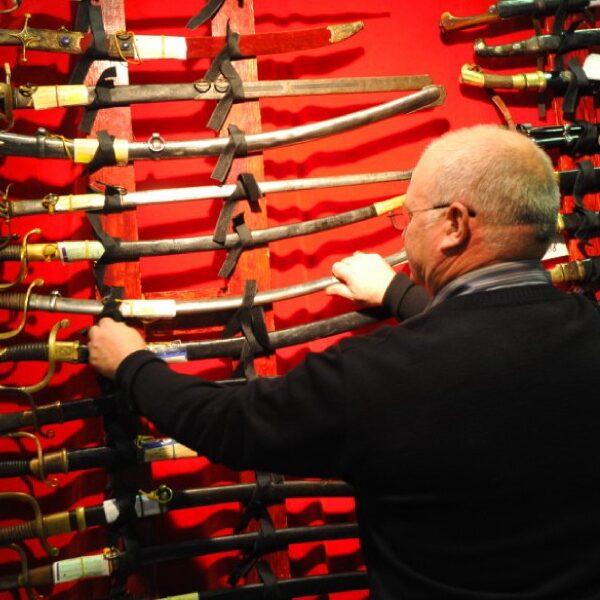 Выставка ножей «Клинок»