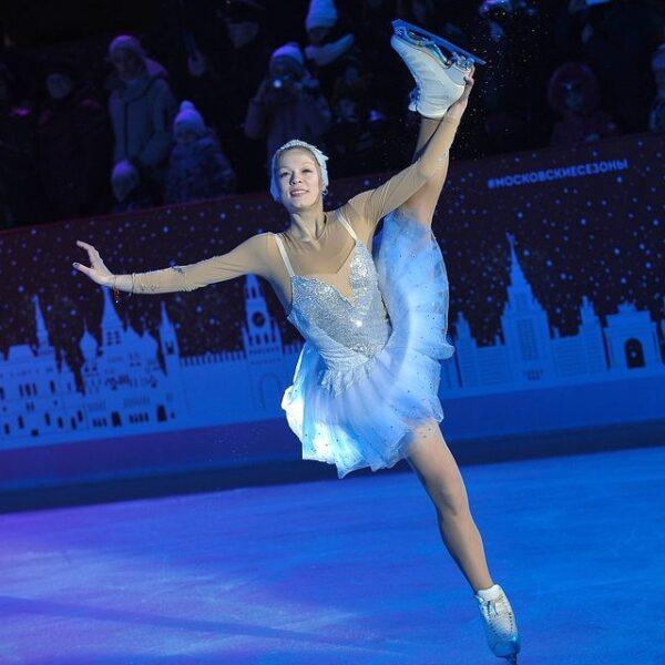 Ледовые шоу фестиваля «Путешествие в Рождество»