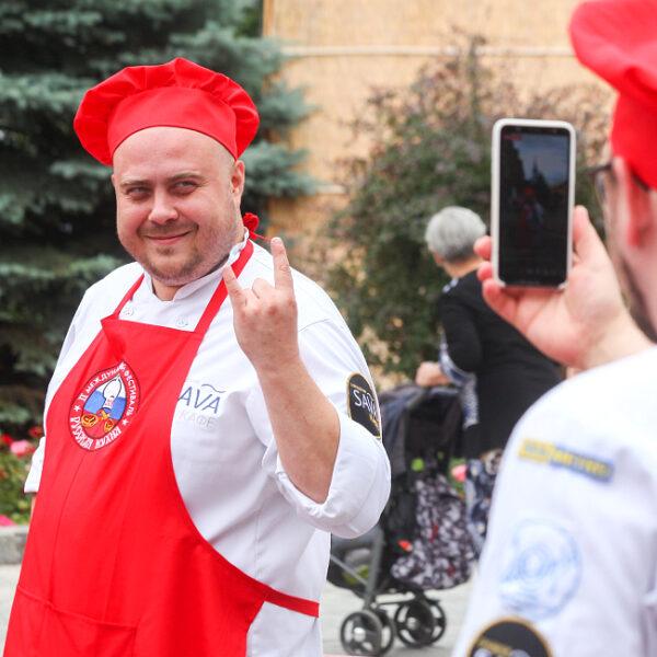 Фестиваль «Русская кухня»