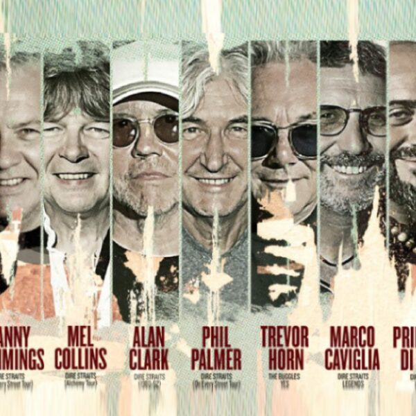 Концерт Dire Straits Legacy 11 марта