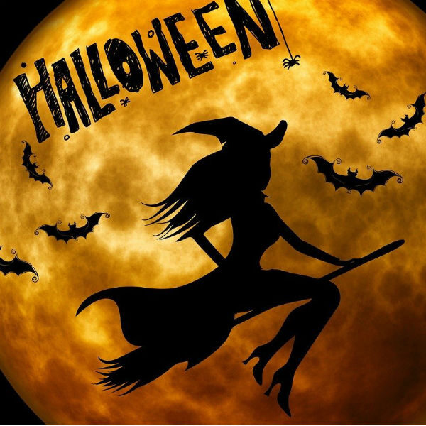 Хэллоуин в клубе ICON