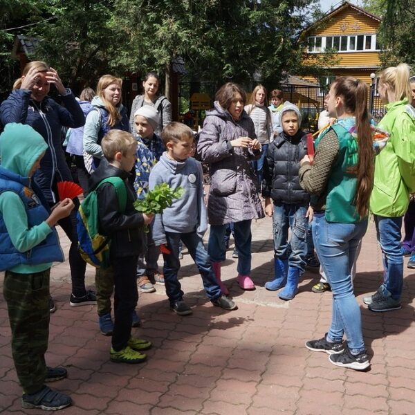 Юбилей парка «Кузьминки-Люблино»