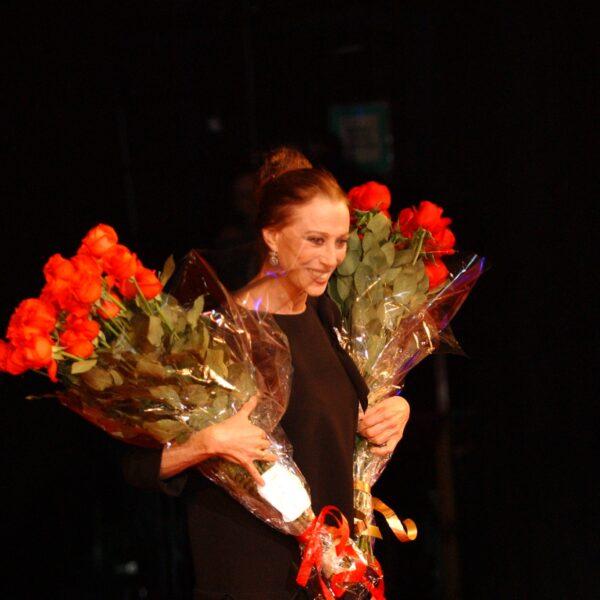Вечер памяти к 95-летию Майи Плисецкой