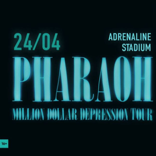 Концерт PHARAOH 24 апреля
