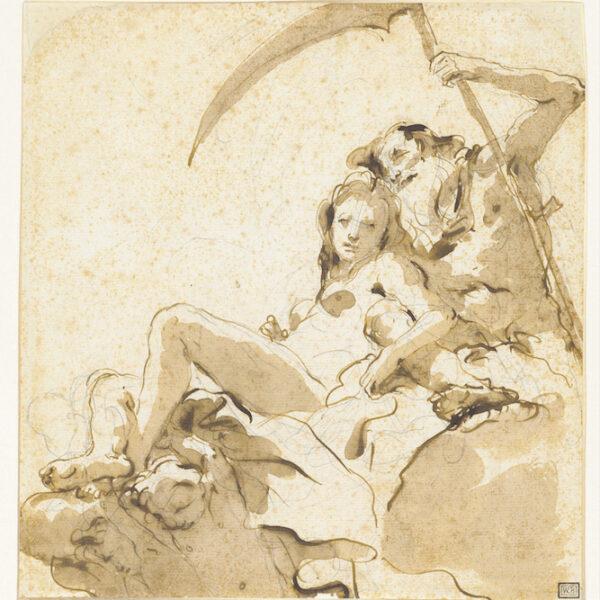 Выставка «Шедевры отечественной и западноевропейской графики XVIII века»