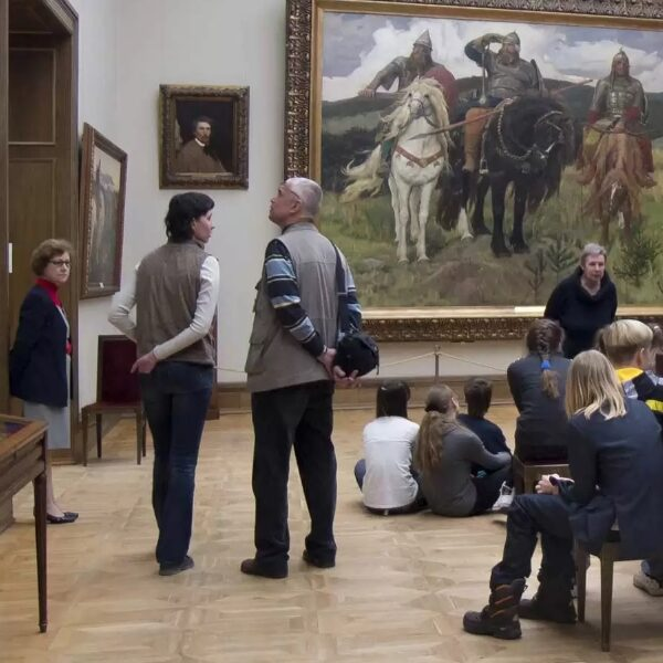 Выставка «Мастера возрождения». Реставрация графики XVIII – начала ХХ века за 10 лет