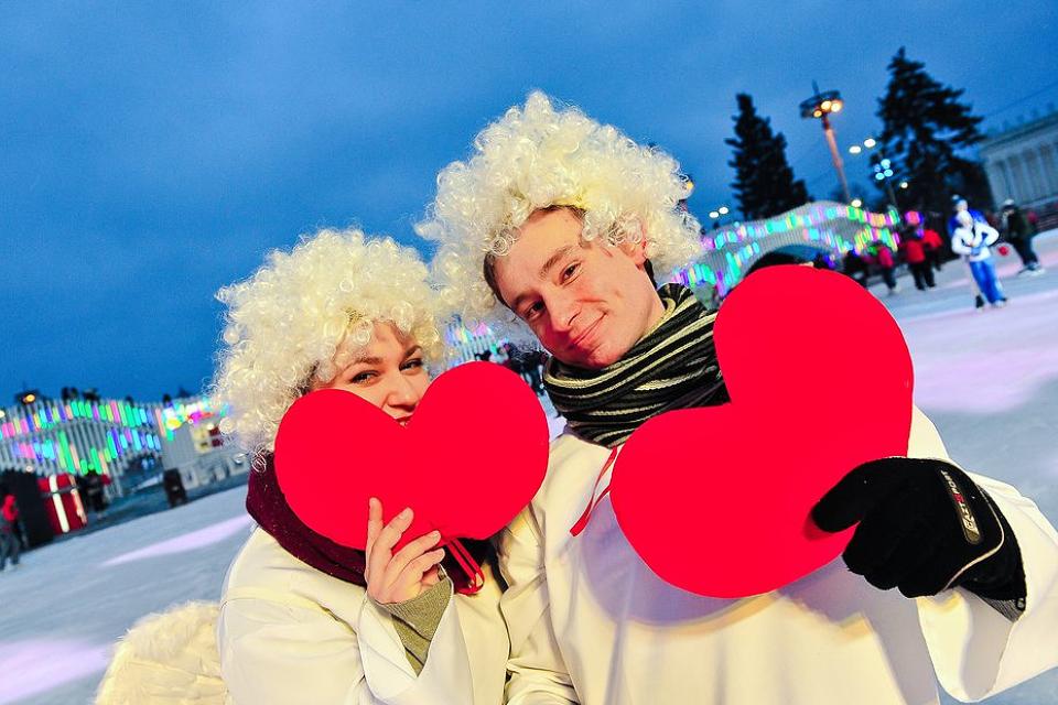Куда сходить на выходные 13-14 февраля 2021 в Москве: День влюбленных, снежное шоу и индийская ярмарка