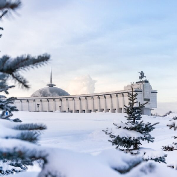 Юбилей Музея Победы: 35 лет