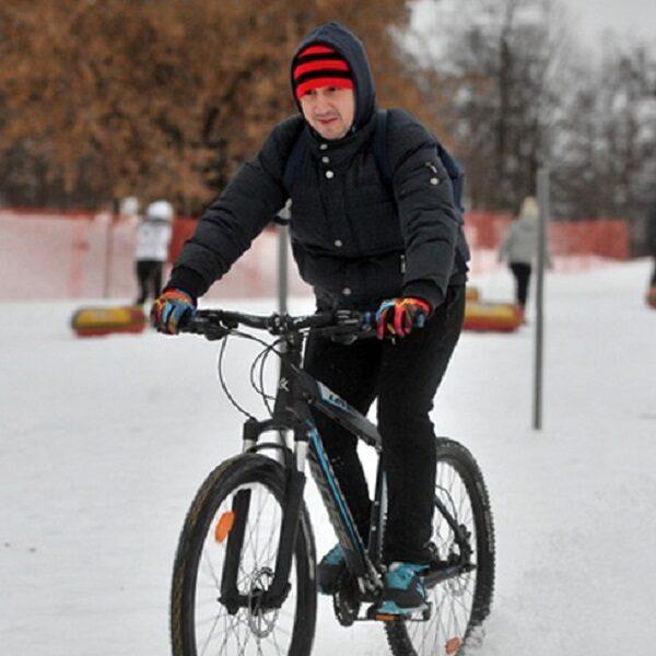 Зимний велофестиваль