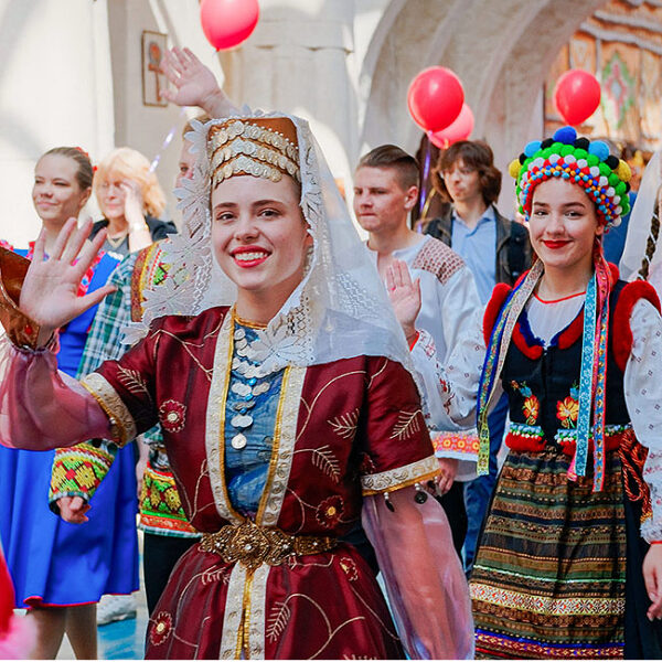 Майские праздники в Этномире