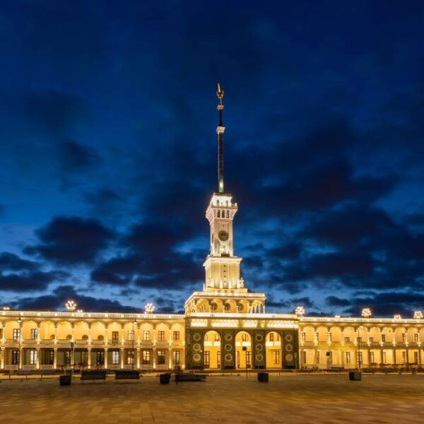 Ночь музеев на Северном речном вокзале
