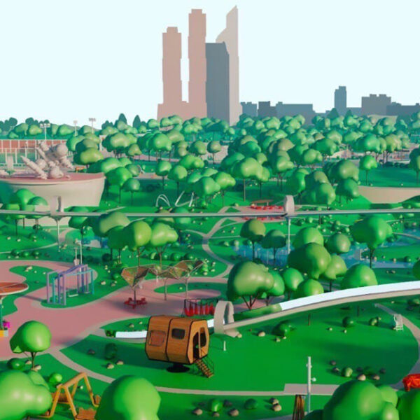 Онлайн-выставка «Город: детали»