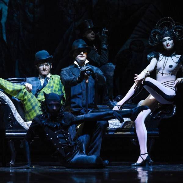 Балет «Мастер и Маргарита»