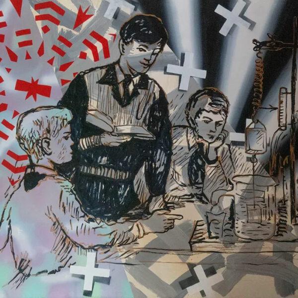Выставка Сергея Шутова «Чужие здесь не ходят»