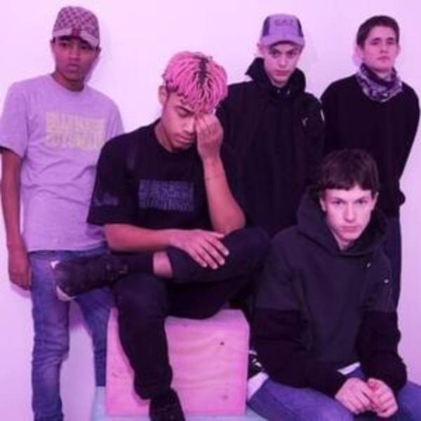 Концерт группы Drain Gang