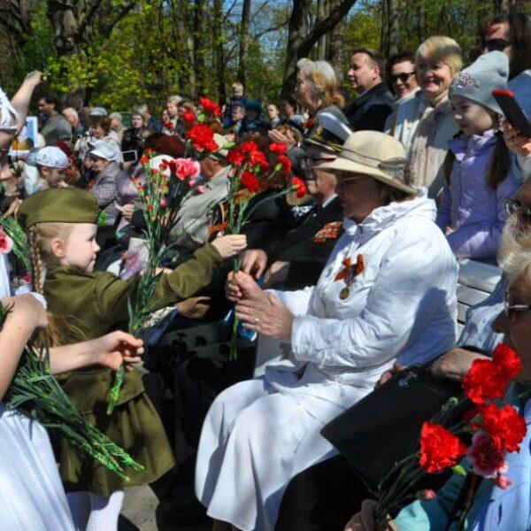 Концерт «Весна Победы» на Елагином острове