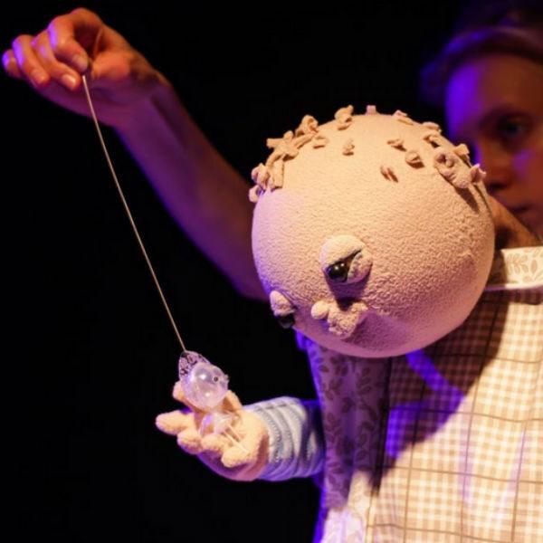Спектакль «Снежинка, которая не таяла» в Театре кукол