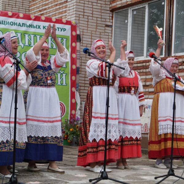 Фестиваль национальных культур «Родники земли Климовской»