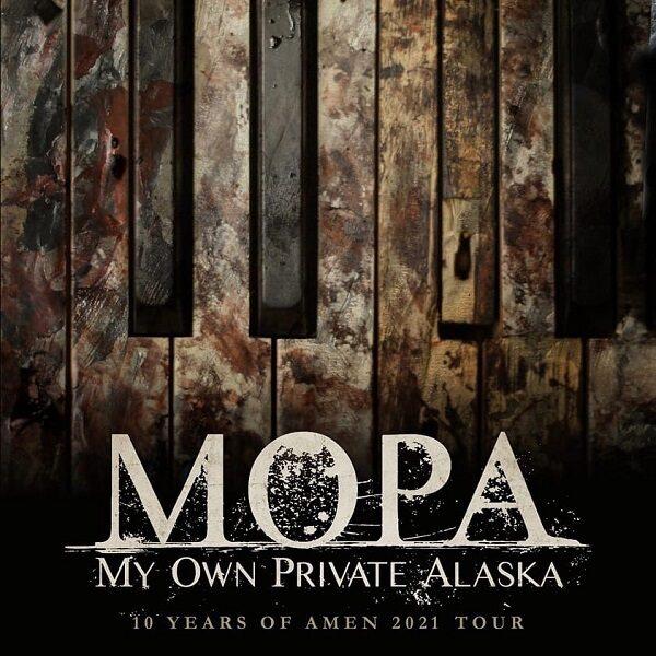 Концерт группы «My Own Private Alaska»: возвращение на сцену