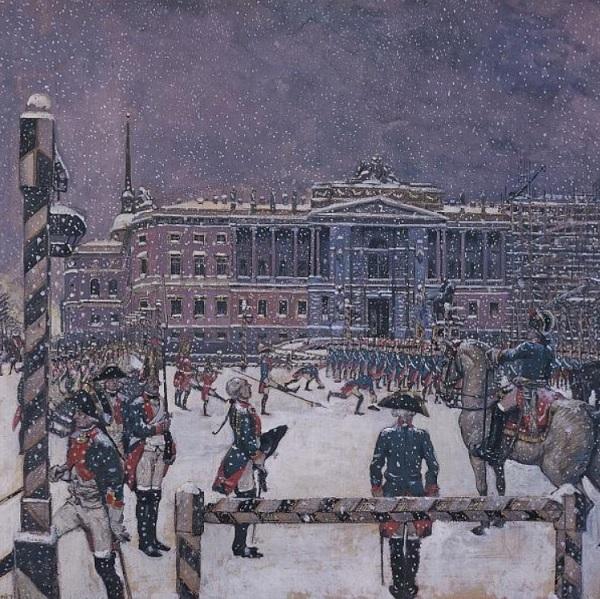 Майские праздники в Русском музее