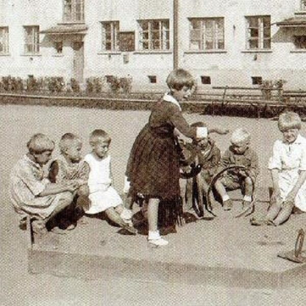 Выставка «Ленинградское детство»