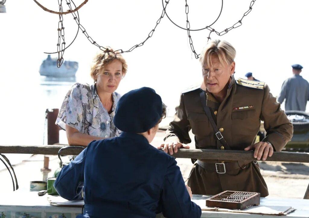 Сериал «Зеленый фургон» (2020) выйдет на Первом канале 3 января