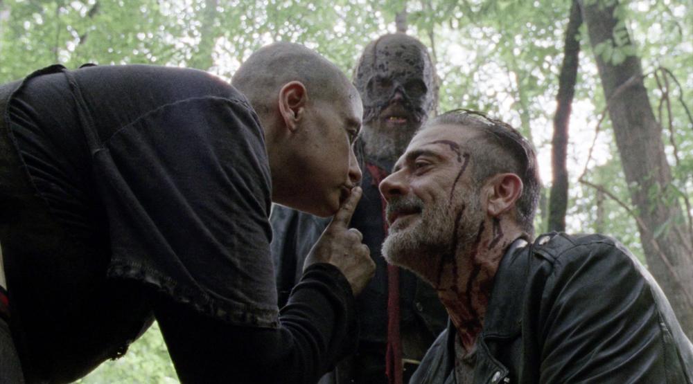Джеффри Дин Морган подтвердил, что в продолжении «Ходячих мертвецов» Ниган объединится с Шепчущими