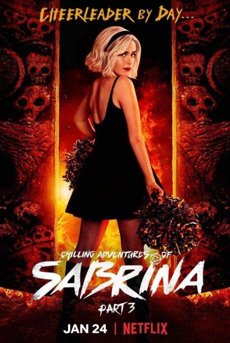 Леденящие душу приключения Сабрины
