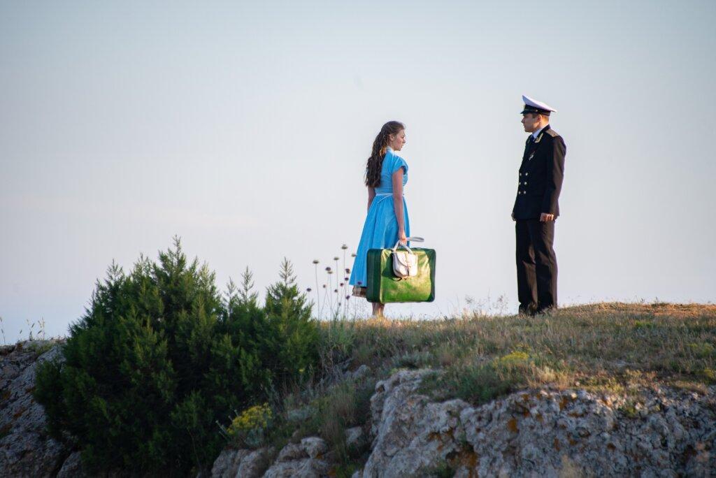 На канале Россия 1 начинается сериал «Невеста комдива»