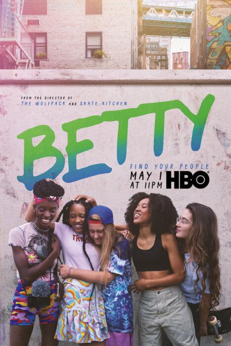 Бетти 1 сезон