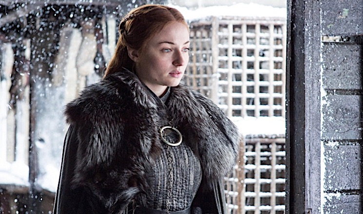 Звезда сериала «Игра престолов» впервые стала мамой