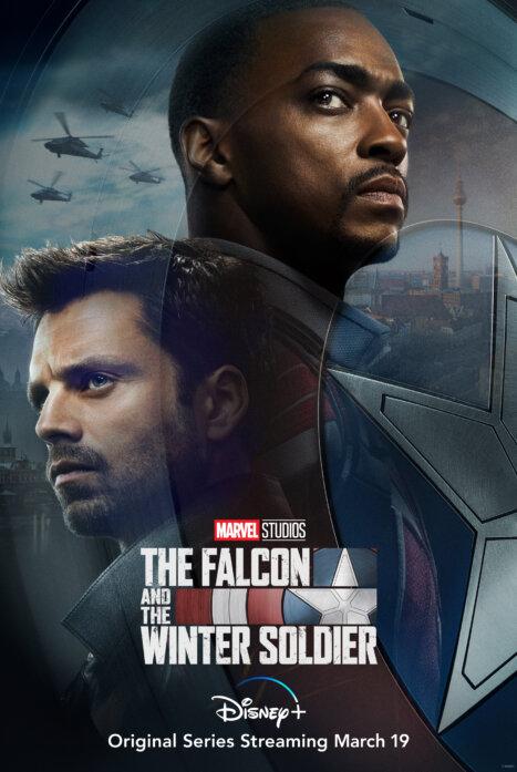 Сокол и Зимний солдат 1 сезон