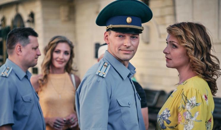 Премьера сериала «Курорт цвета хаки» состоится 24 февраля на Первом