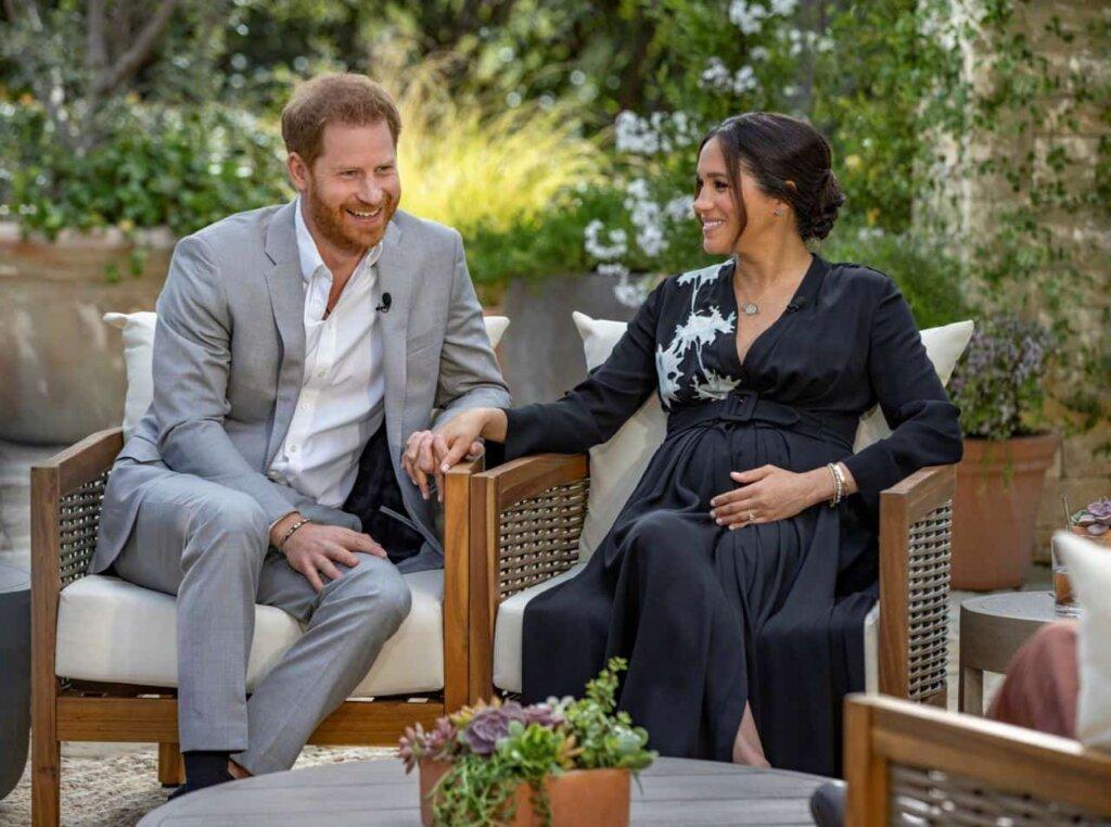 В сериале «Корона» не покажут принца Гарри и Меган Маркл