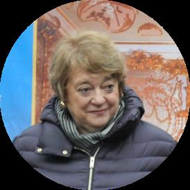 Елена КАЛЬНИЦКАЯ, генеральный директор ГМЗ «Петергоф»