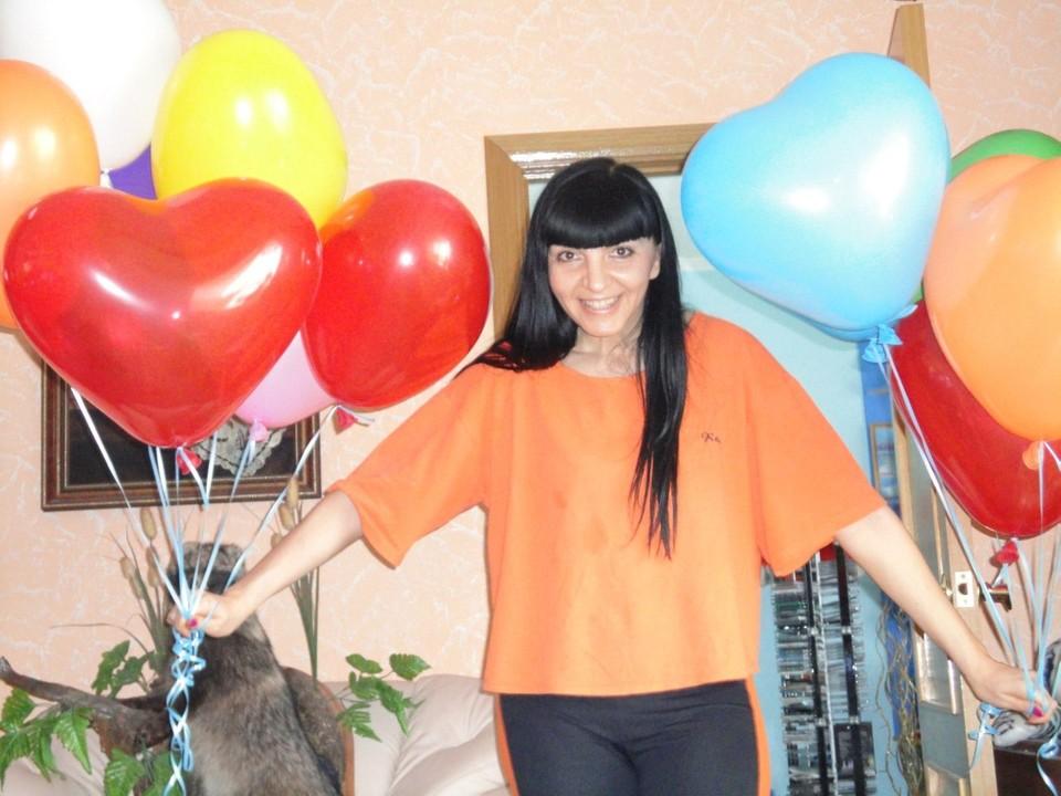 """фото из личного архива Риты Самойловой в соцсети """"Вконтакте"""""""
