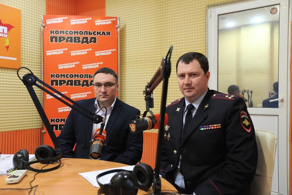 Борьба с лихачами и автохамами на Ставрополье