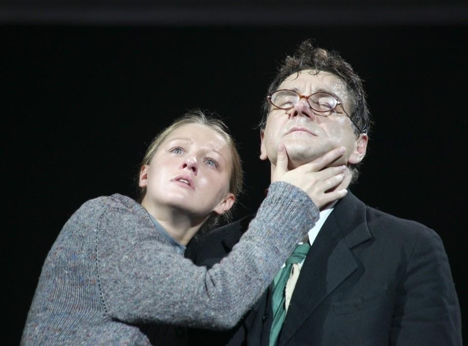 «Дядя Ваня» нужен сегодня, чтобы поддержать нас, чтобы мы не стали циничными, грубыми, бессовестными людьми. Фото: театр Вахтангова