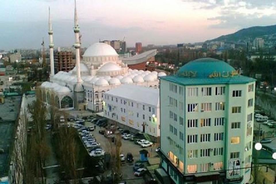 Здание муфтията Дагестана. Фото: ДУМ Дагестана