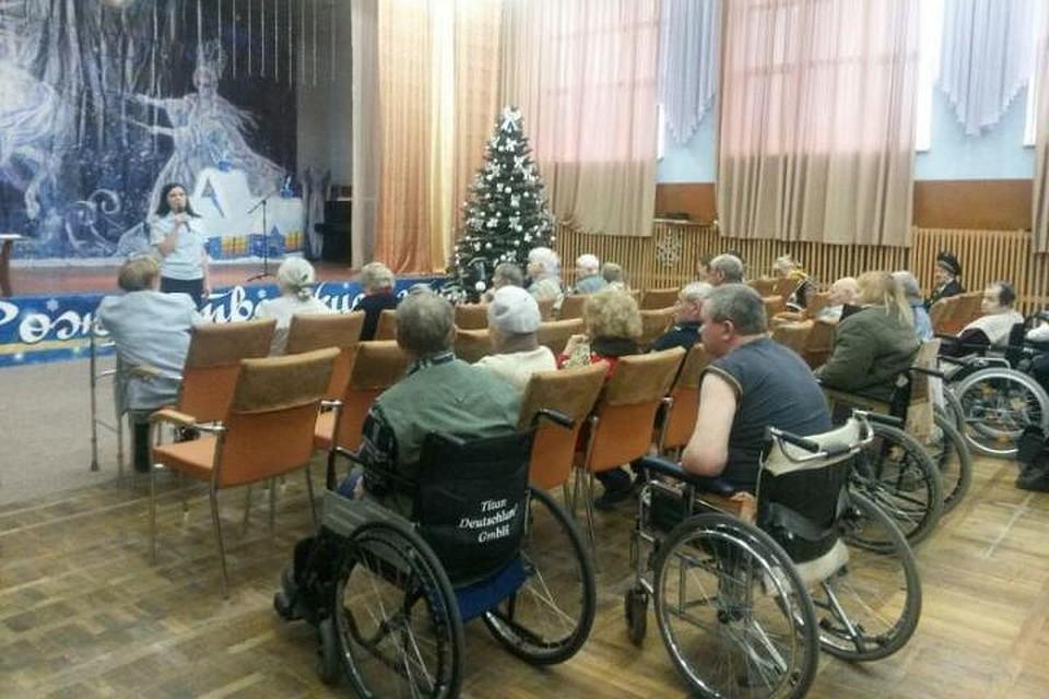 дома престарелых в ярославской области отзыв
