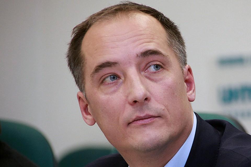 Сопредседатель МЭФ Константин Бабкин