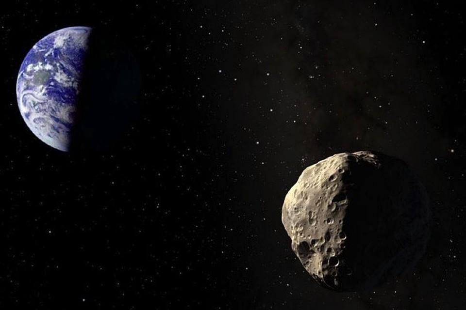 опасные астероиды в ближайшее время