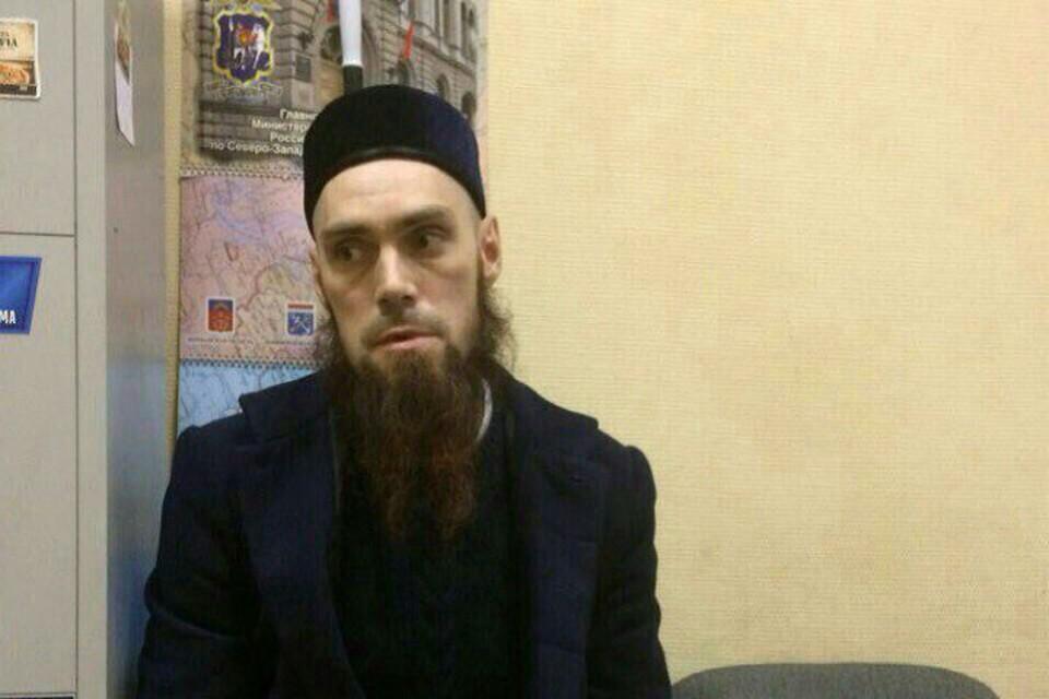 Мужчину ошибочно приняли за террориста
