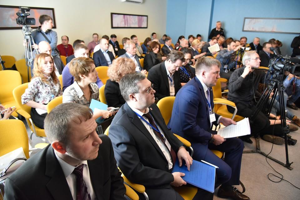 На второй конференции обсуждали не только тарифы и инвестиции, но и возможности развития энергосистемы.