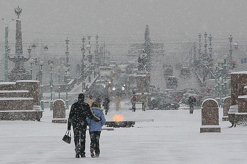 погода в нижнем новгороде синоптик