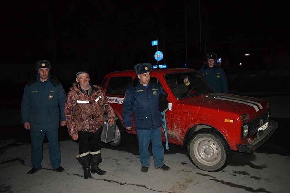 рыбаки ленинск кузнецкий