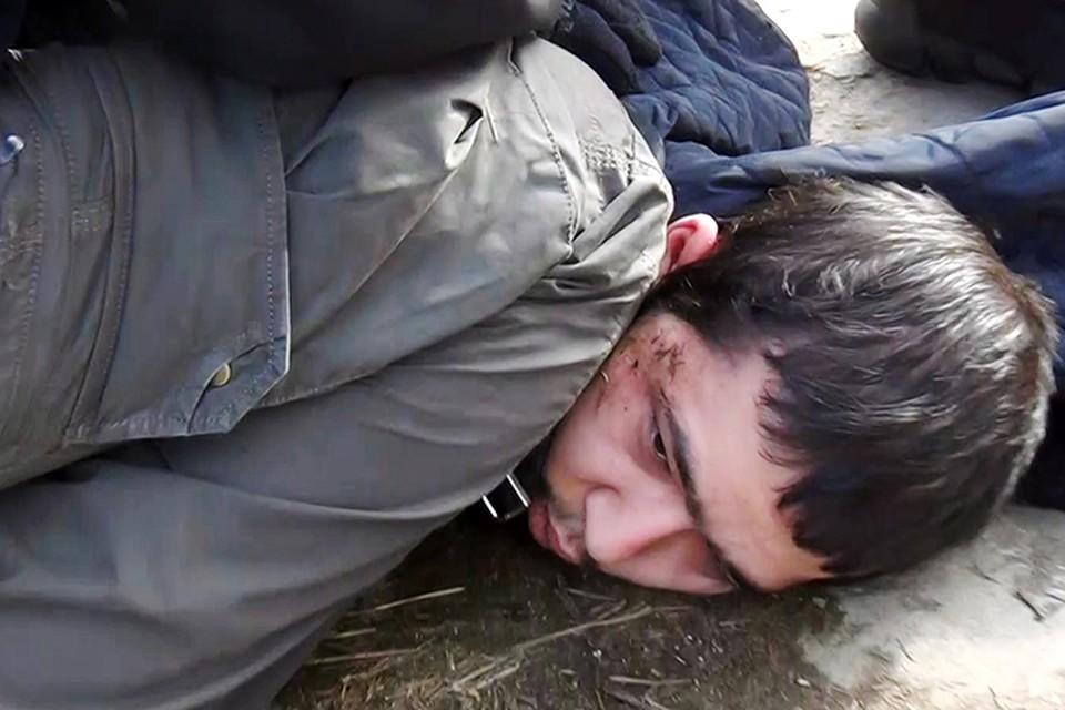 Подозреваемого задержали в Одинцовском районе Подмосковья. Фото Центр общественных связей ФСБ России