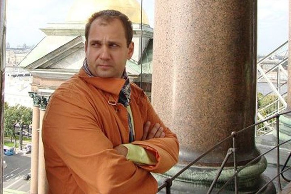 Куратор акции «Бессмертный полк» Сергей Лапенков