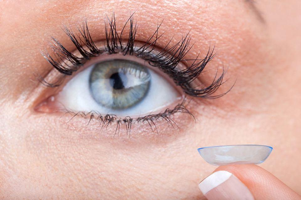 Подбор контактных линз детям до 14